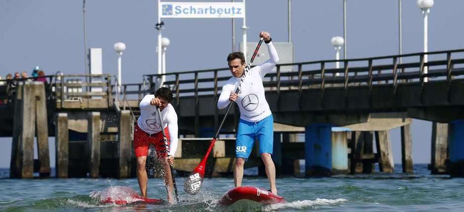 Mercedes-Benz SUP World Cup Scharbeutz 24. - 26. Juni 2016