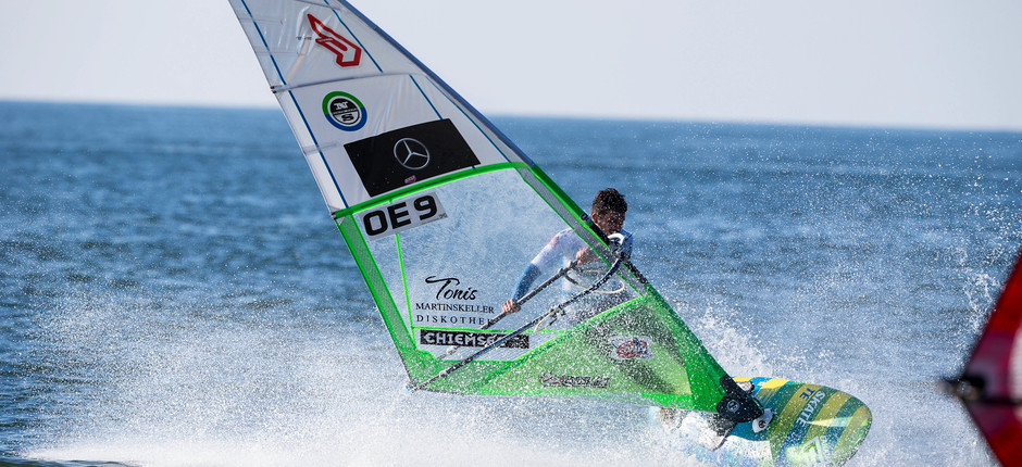 Mercedes-Benz Windsurf World Cup Sylt 30.09. - 09.10.2016